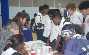 Careers fair opens students to job opportunities : CNS Local