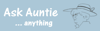 Ask Auntie header 320 x 100