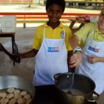 Prospect Primary students get taste of Cayman culture