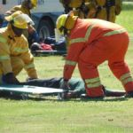 Volunteers needed for airport emergency drill