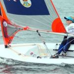 Florence Allan sails into Rio Olympics spot