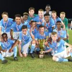 Manchester City thrashes Cuba to take U-15 cup