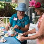Brac celebrates Queen's birthday with tea party