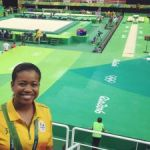 Olympic volunteer ready to help again