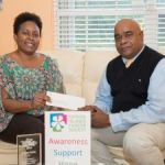 Sagicor supports Cancer Society educational initiatives