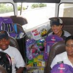 'Stuff The Bus' campaign delivers for students in need