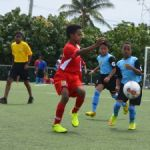 Sir John A Cumber U-11 boys still undefeated