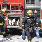 Fire Service holds high-rise training