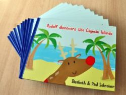 Rudolph discovers the Cayman Islands