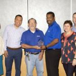 Flow technician awarded for excellence