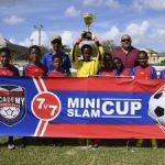 Academy hold seven-a-side youth tourney