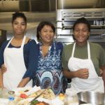 Cooking competition heats up for young chefs