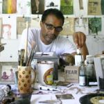 Trinidadian artist to lecture at National Gallery
