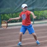 Tennis competition comes up aces