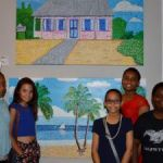 Young artists on display at hotel gallery