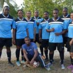 Police footballers looking for opponents in tourney