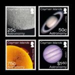 New stamps out of this world