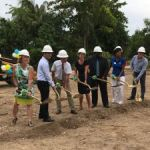Hospice breaks ground on forever home