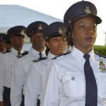 Nine new recruits swell ranks of prison staff