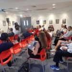 Artists learn about intellectual property