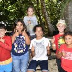 Kids learn about heritage at summer camp