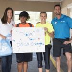 DG's Challenge supports YMCA camp