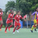 Girls ready for primary football season
