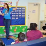 Government workers read to Lighthouse students