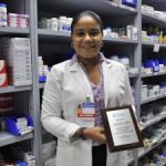 HSA pharmacist wins regional award