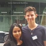 Young Musician winners visit Juilliard