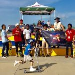 Skateboard event rolls out for Pirates Week