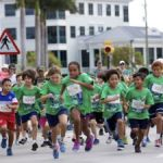 Fun run lets kids race at marathon