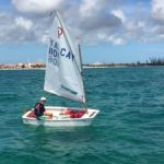Cayman sailor wins at Bahamas championships
