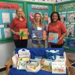 LIFE donates books for young readers