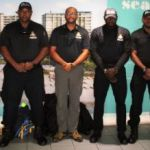 Cops return from BVI post-hurricane deployment