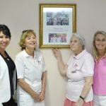 HSA honours Pink Ladies' service to hospital