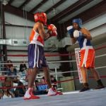 Young boxers get tips from Toastmasters
