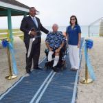 First Mobi-Mat unveiled at Public Beach