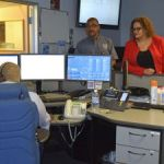 Tara Rivers visits Home Affairs departments