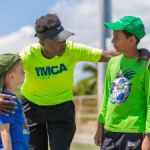 Student inspires as YMCA volunteer
