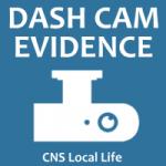 dash cam evidence