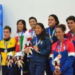 Squash team earns three bronze for Cayman
