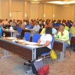 Contractors get safety update at workshop