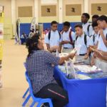 Volunteer options for students showcased