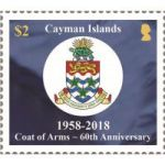New stamp issue celebrates Coat of Arms