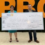 Rotary Central raffle winner nets $44,000