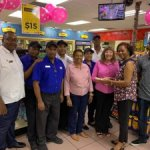 Gas stations raise funds for Breast Cancer Foundation