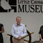 National Gallery exhibition opens in Little Cayman
