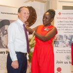 Governor hosts celebration of Red Cross