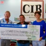 Brewery donates to Guy Harvey Ocean Foundation